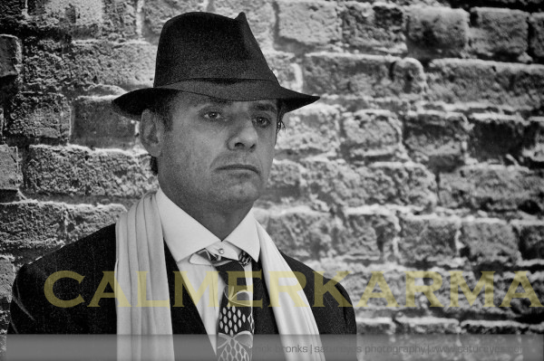 ROARING 20S + PROHIBITION THEMED ENTERTAINMENT - GANGSTER MC + LOOKALIKE - TONY MALONI