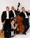 JAZZ-BAND-ROARING 20S THEMED ENTERTAINMENT - CHARLESTON STEPS