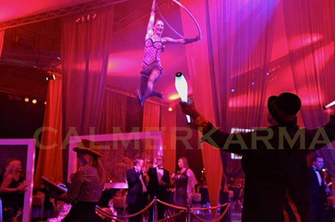 CIRCUS THEMED ENTERTAINMENT