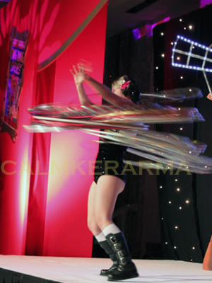 CIRCUS THEMED ENTERTAINMENT - HOOP ACT