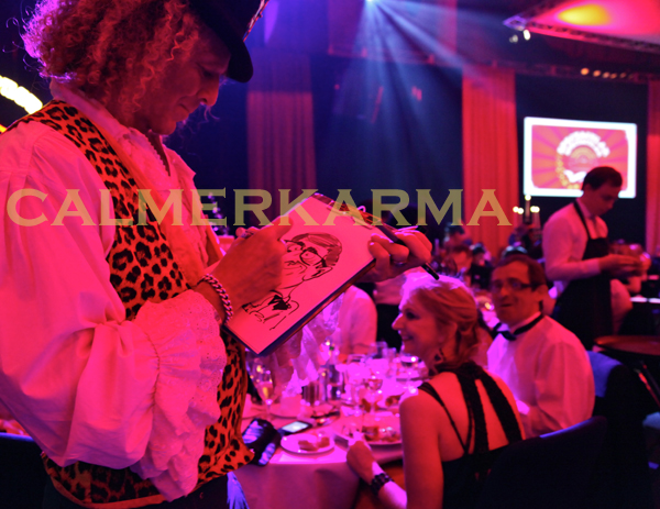 CIRCUS THEMED ENTERTAINMENT - CARICATURIST