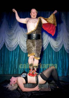 CIRCUS THEMED ENTERTAINMENT - BED OF NAILS ACT