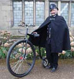 Best of British Themed Entertainment- Victorian Policemen & Unicycle