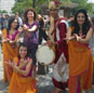 Bollywood dancers- LONDON EYE -STAYCATION EVENT