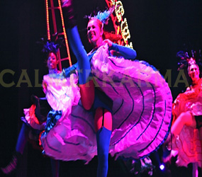 MOULIN ROUGE THEMED ENTERTAINMENT TO HIRE UK