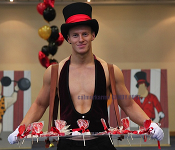 SHOWGIRL & SHOW BOY HUNKS TO HIRE FOR VEGAS THEMED EVENTS