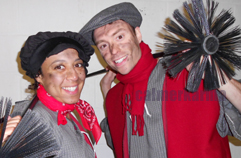 VICTORIAN THEMED ENTERTAINMENT - COMEDY CHIMNEY SWEEPS