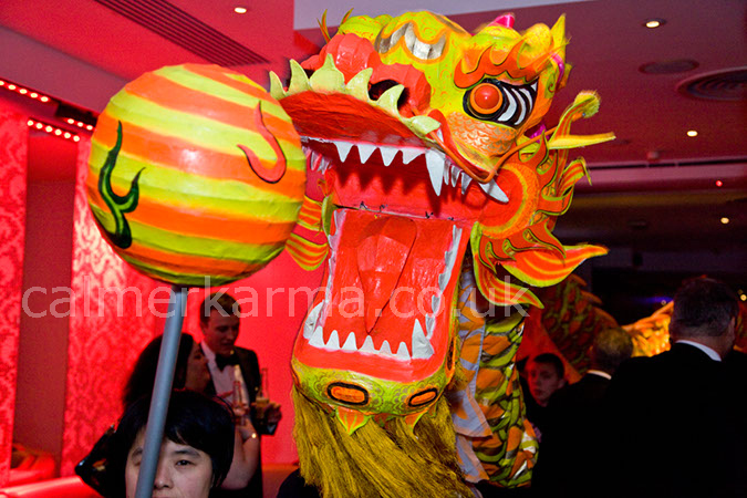 CHINESE DRAGON DANCE- SPECTACULAR CHINESE NEW YEAR FINALE ACT TO HIRE
