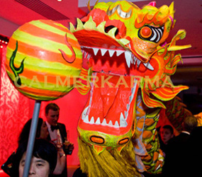 CHINESE THEMED ENTERTAINMENT - CHINESE DRAGON