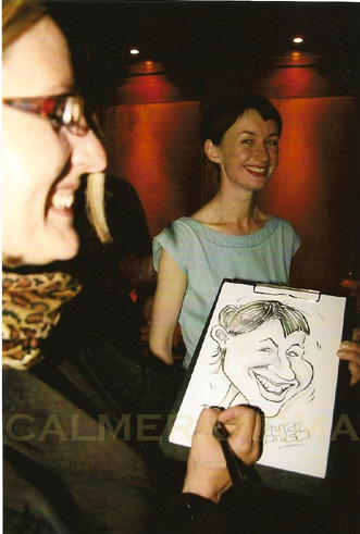 CARICATURISTS FOR PARTIES AND EVENTS LONDON & UK