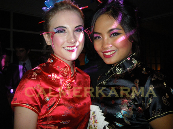 CHINESE THEMED ENTERTAINMENT - CHINESE HOSTESSES FOR PARTIES AND EVENTS UK