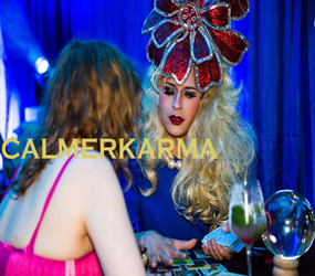 DRAG QUEEN TAROT READER FABULOUS HEN PARTY ENTERTAINMENT