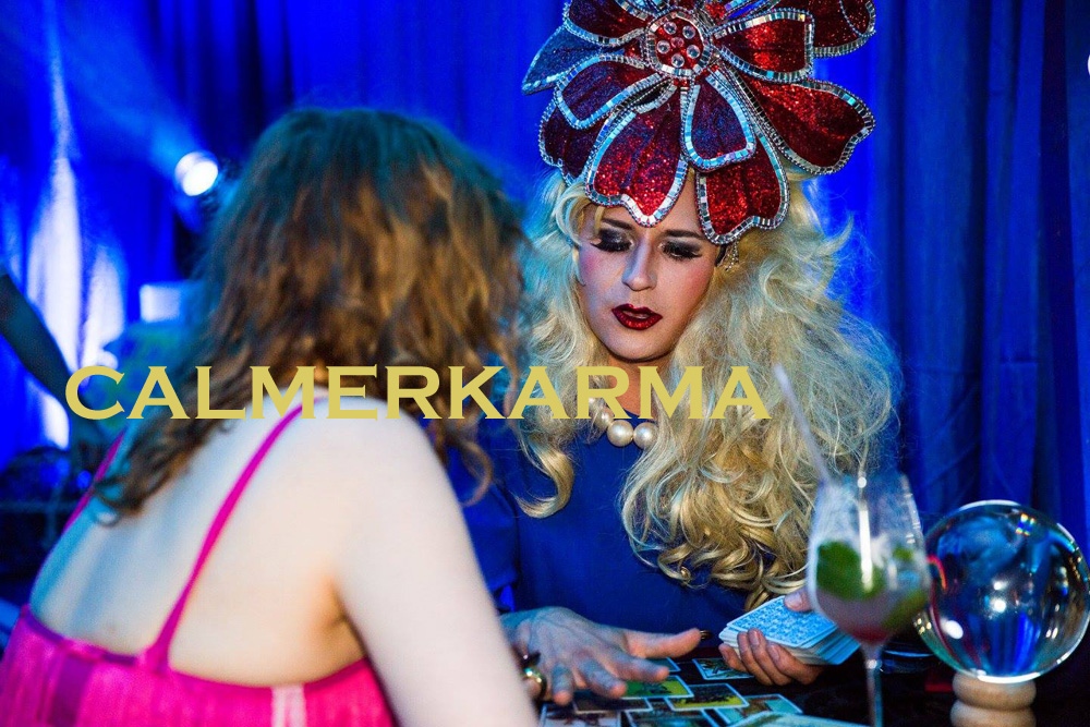DRAG TAROT READER TO HIRE UK