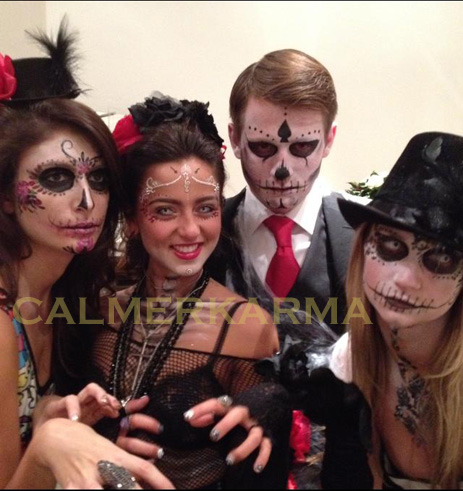FACE PAINTING ADULT PARTIES-HALLOWEN THEMED
