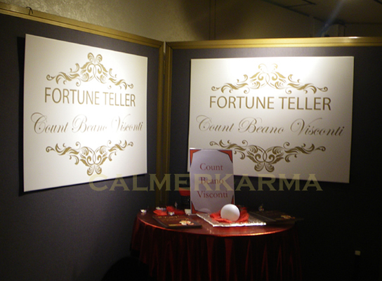 FORTUNE TELLERS FOR PARTIES & EVENTS - UK