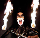 Halloween Themed Party Entertainment - Voodoo Fire act