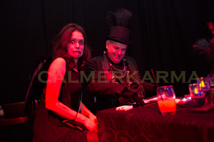 HALLOWEEN THEMED ACTS - BONE READER- SPOOKY FORTUNE TELLER