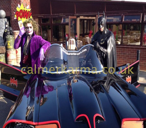 HEROS + VILLAINS THEMED ENTERTAINMENT HIRE UK
