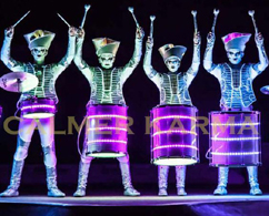 LED & ILLUMINATED ACTS BANDS AND ENTERTAINMENT UK
