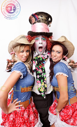 MAD-HATTER-ACTOR+PERFORMER-WILD-WEST-UK