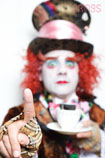 MAD HATTER THEMED PARTIES - MAD HATTER LOOKALIKES TO HIRE UK