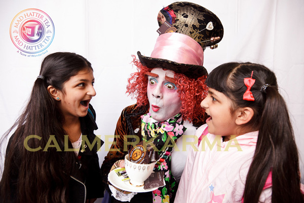 MAD HATTER LOOKALIKE PARTY ENTERTAINMENT-MANCHESTER