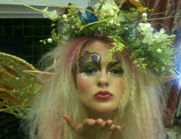 MIDSUMMER NIGHTS DREAM THEMED ENTERTAINMENT - TITANIA WALKABOUT PERFORMER