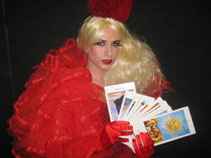 Drag Tarot -Moulin Rouge, Xmas or Valentines theme