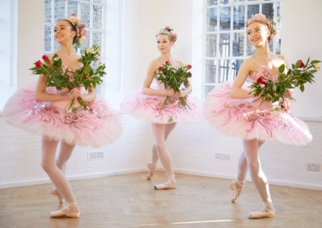 nutcracker themed acts to hire - SUGAR PLUM FAIRY BALLERINA PERFORMERS LONDON MANCHESTER UK