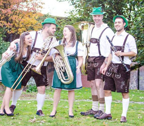 OKTOBERFEST THEMED ENTERTAINMENT HIRE