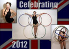 OLYMPIC THEMED ENTERTAINMENT - SPECTACULAR HULA HOOP ACTS