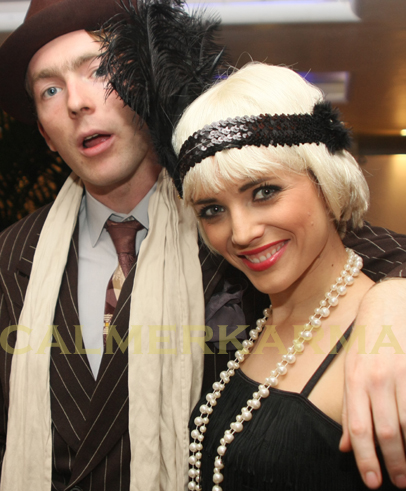 ROARING 20S + GREAT GATSBY THEMED ENTERTAINMENT - GANGSTER ACTS + FLAPPER HOSTESS ACTS UK