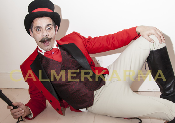 RINGMASTER- CIRCUS THEMED ENTERTAINMENT