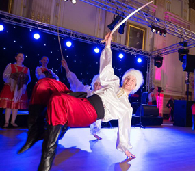 RUSSIAN THEMED CORPORATE ENTERTAINMENT UK