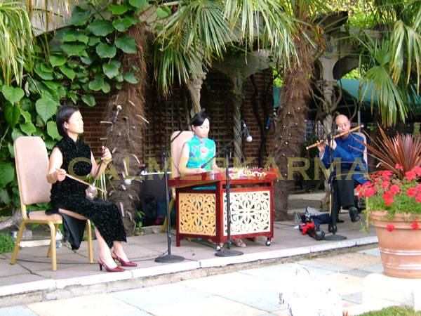 CHINESE MUSICIANS FOR CORPORATE PARTIES AND EVENTS
