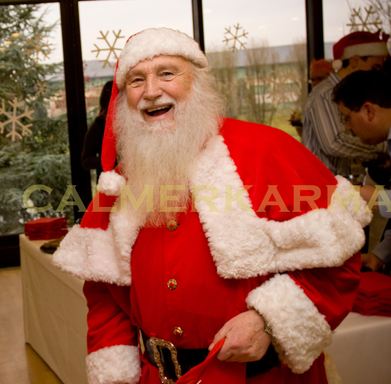 ZOOM SANTAS AND FATHER XMAS LOOKALIKES TO HIRE -LONDON