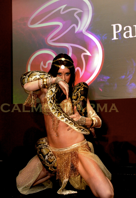 SNAKE-DANCER-ACT-LONDON-TO-HIRE