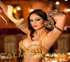 ARABIAN NIGHTS THEMED ENTERTAINMENT - SNAKE DANCER TO HIRE UK
