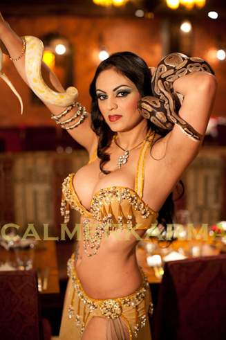 snake dancers to hire -london manchester and birmingham