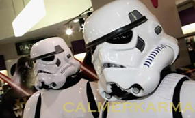 STAR WARS THEMED ACTS TO HIRE- STORMTROOPERS