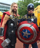 SUPERHERO LOOKALIKES TO HIRE FROM CAPTAIN AMERICA TO IRONMAN TO BATMAN TO THOR -UK