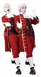 Best of British Themed Entertainment - Royal Palace Footmen mime