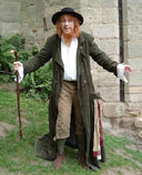 VICTORIAN THEMED ENTERTAINMENT - FAGIN THEMED PICKPOCKET