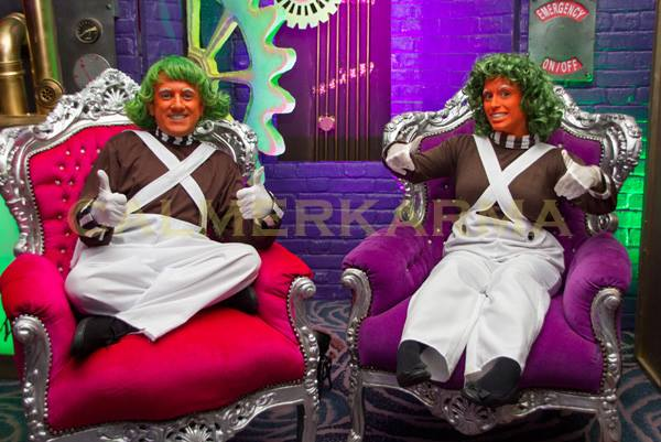DWARF-OOMPA-LOOMPAS-TO-HIRE-LONDON MANCHESTER + uk