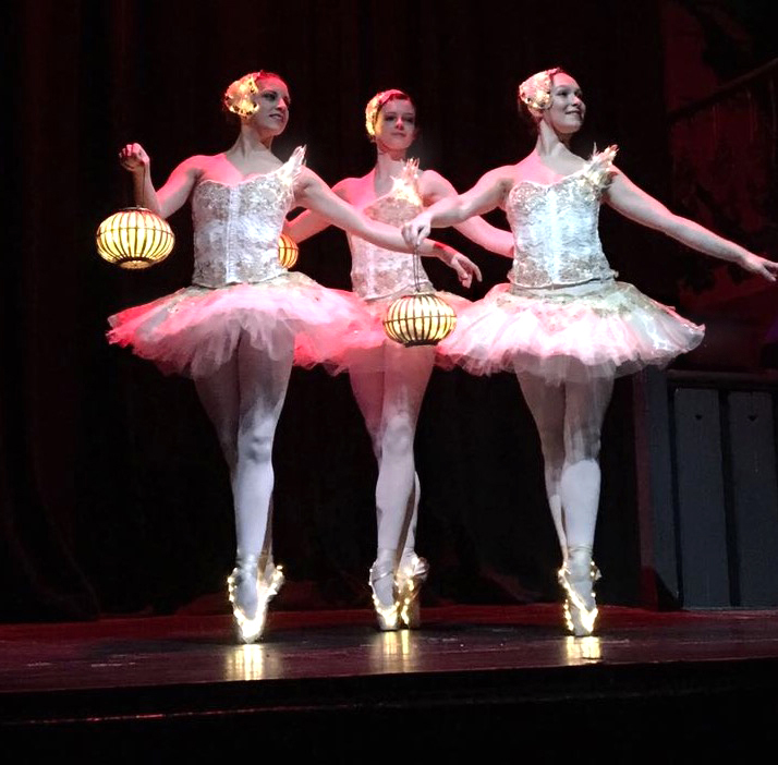 huge selection of 9c395 1547d MESMORISING LED BALLET DANCERS TO HIRE - LONDON & UK