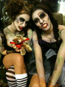 HALLOWEEN THEMED ENTERTAINMENT -  ZOMBIE DOLLS DANCERS & HOSTESSES