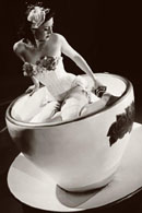 Alice in Wonderland Thmed Acts -Burlesque TeaCup Act