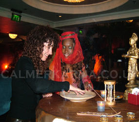 SAND READINGS PERFECT FOR ARABIAN THEMED EVENTS HIRE LONDON ESSEX MANCHESTER BIRMINGHAM
