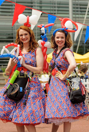 BEST OF BRITISH THEMED ENTERTAINMENT - BALLOON MODELLERS