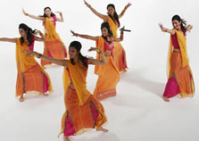 Bollywood dance Troupe London